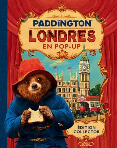 Paddington - Londres en pop-up par Joanna Bill