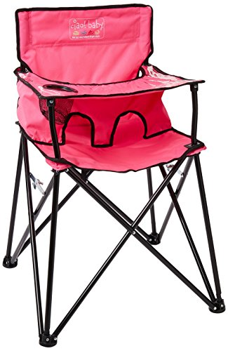ciao! baby Portable Highchair, Pink 51 2BxaIEOhGL