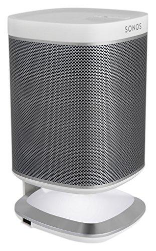 Flexson Ladeständer für Sonos Play:1 (weiß)