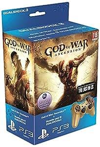 God of War : Ascension + Manette PS3 Dual Shock 3 'God of War : Ascension' - édition spéciale