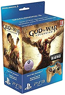 God of War : Ascension + Manette PS3 Dual Shock 3 'God of War : Ascension' - édition spéciale (B00AQ27S2K) | Amazon price tracker / tracking, Amazon price history charts, Amazon price watches, Amazon price drop alerts