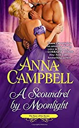 A Scoundrel by Moonlight (Sons of Sin) by Anna Campbell (2015-04-28)