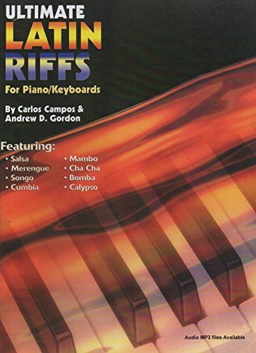 ultimate-latin-piano-keyboard-riffs-english-edition