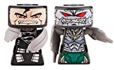 VS Rip-Spin Warriors DC Comics Superman and Doomsday Figure (2 Pack)