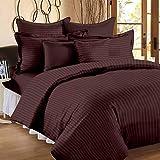 Rajasthan Crafts Ultra Soft Microfiber AC Comforter/Quilt/Duvet 300 GSM, Brown Color, King Size