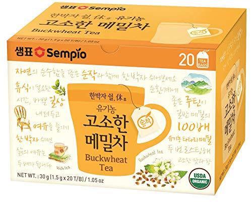 Koreanischer Buchweizentee