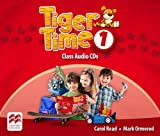 Tiger Time Level 1 Audio CD