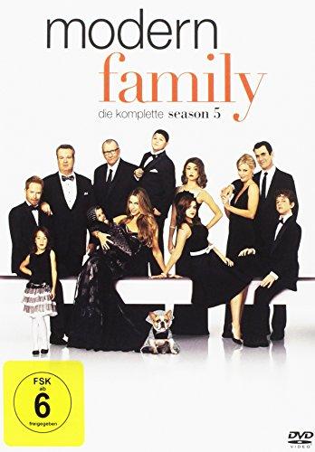 Modern Family - Staffel 5 (3 DVDs)