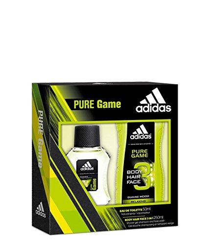 finest selection b88ac 6419e Colonia Adidas Pure Game