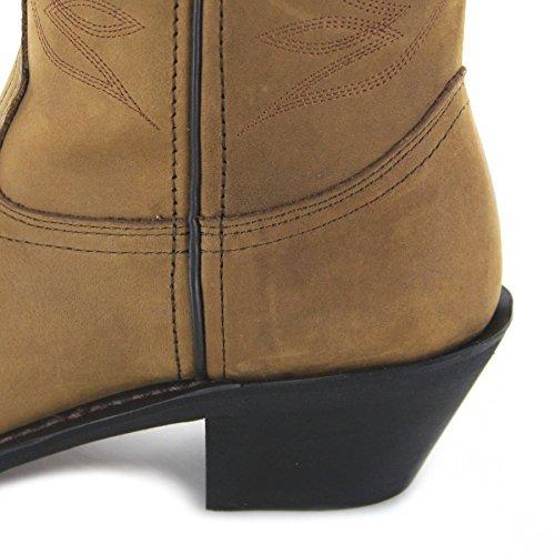 b68faa29462f2f ... FB Fashion Boots Durango Boots Classic RD4112 Tan Damen Westernstiefel  Braun Cowboystiefel Damenstiefel ...