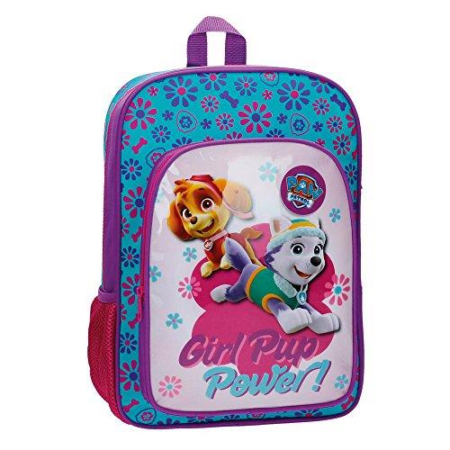 Imagen de la patrulla canina 47823a1 girl  escolar, 11.29 litros, color rosa