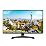 "LG 32UD59-B - Monitor 4K UHD LED de 80 cm (32"" pulgadas, HDMI, DisplayPort, VA, 5ms, 16:9, 3840 x 2160), color negro"