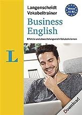 Langenscheidt Vokabeltrainer 7.0 Business English [PC Download]
