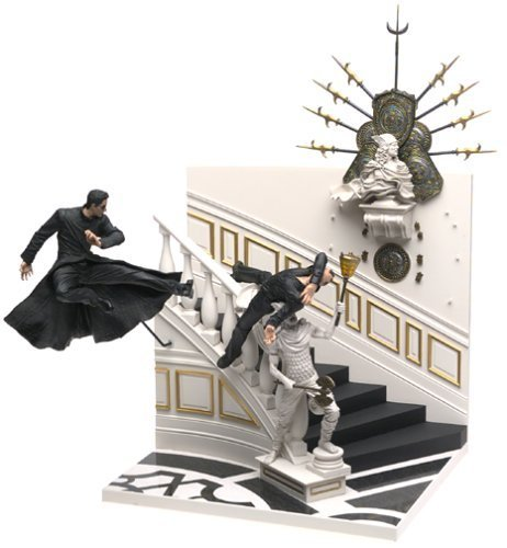 McFarlane Action Figures Matrix Series 1 Deluxe BoxedSet Neo Chateau Scene by McFarlane Toys