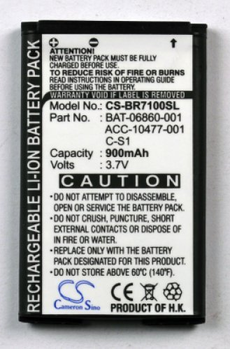 Blackberry Batteria per 7100-7100t-7100r-7105t-7130c Lion 1900mAh Blackberry 7100t
