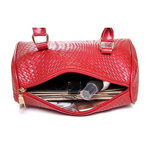 Ht Women Bag Set Borsa A Mano Donna Beige