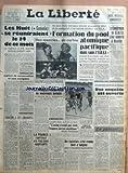 Telecharger Livres LIBERTE LA du 07 09 1954 LES HUIT SE REUNIRAIENT LE 14 FORMATION DU POOL ATOMIQUE PACIFIQUE MAIS SANS L U R S S ANNONCE EISENHOWER CYCLISME LE BORDEAUX PARIS LA CONFERENCE DU S E A T O S EST OUVERTE A MANILLE M DULLES LA CATASTROPHE DE SHANNON EN TUNISIE LES FELLAGHAS COMMETTENT DE NOUVEAU MEFAITS INCIDENT AERIEN DE LA MER DU JAPON DE CASTRIES S EST RENDU A SAIGON RENCONTRER LE GENERAL ELY (PDF,EPUB,MOBI) gratuits en Francaise