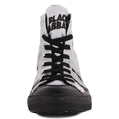Converse Black M9160 Black CT AS HI Nero