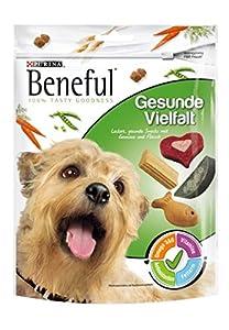 BENEFUL Saine diversité Friandises pour chien 150g