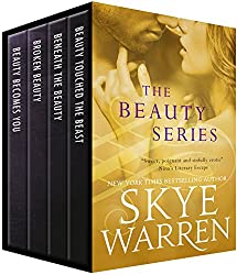 The Beauty Series: A Sexy Modern Fairy Tale Boxed Set (The Beauty Series Books 1-4)