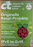ct magazin für computer technik 10/2016, Raspi-Projekte - IPv6 im Griff - Terabyte-SSDs - Soundbars