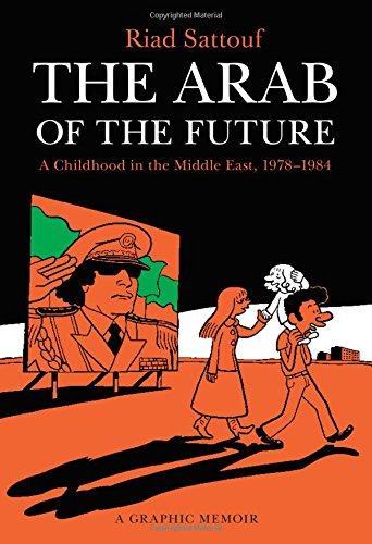 The Arab Of The Future por Riad Sattouf