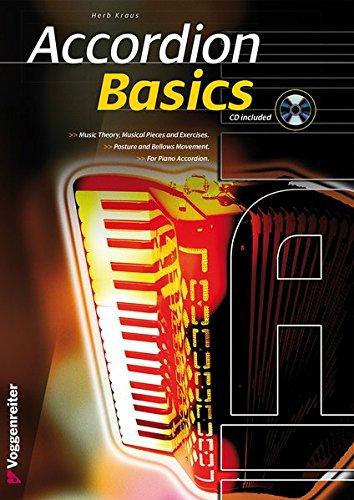 Basics Accordion (CD) - GB (Voggenreiter Verlag)