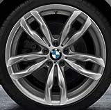 Original BMW Alufelge 5er F10-F11-LCI M Doppelspeiche 434 in 20 Zoll für hinten