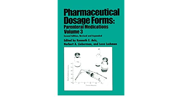 Pharmaceutical Dosage Forms: Parenteral Medications eBook