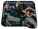 The Vampire Diaries Nina Dobrev Ian Somerhalder Paul Wesley Tapis De Souris Mousepad PC