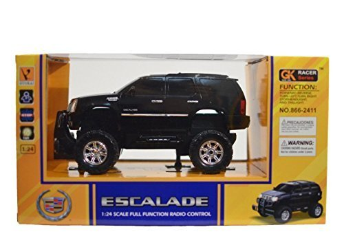 gk-racer-series-cadillac-escalade-124-scale-full-function-radio-control-black-by-guo-kai
