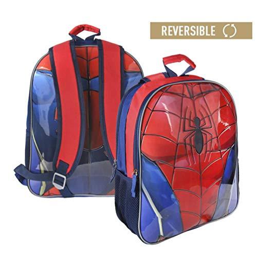 Spiderman CD-21-2154 2018 Mochila Infantil, 40 cm, Multicolor
