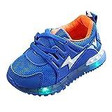 BoyYang Kinder Schuhe Sportschuhe Atmungsaktiv Laufschuhe Outdoor Sneaker Turnschuhe Wanderschuhe...