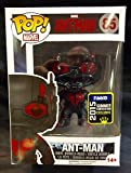 Funko - Pop Collection - Ant-Man - Ant-Man Blackout SDCC 2015 - 0849803059712