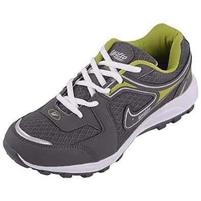 Asian Men's Bullet-13 Range Of Multi-Coloured Running Shoes(B13s8cGPG) - 8 UK