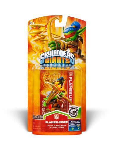 Activision Skylanders Giants Single Character Pack Core Series 2 Flameslinger 51 2Bxyqt8aoL