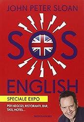 SOS English. Speciale Expo. Per negozi, ristoranti, bar, taxi, hotel...