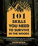Best Wilderness Knives - 101 Skills You Need to Survive in the Review