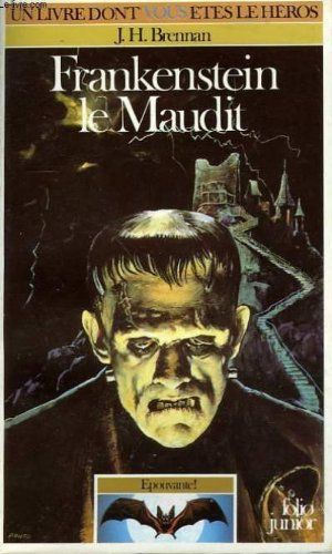 Epouvante ! Tome 2 : Frankenstein le maudit par James-H Brennan
