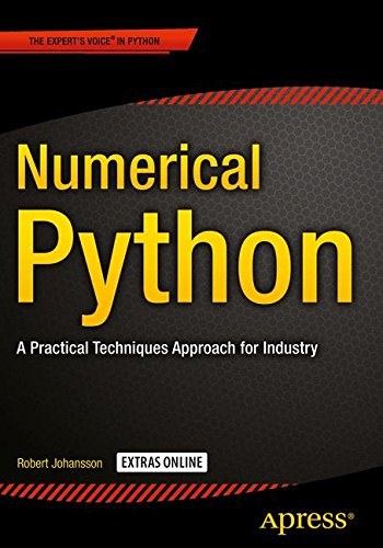 Numerical Python: A Practical Techniques Approach for Industry Slicing-tool