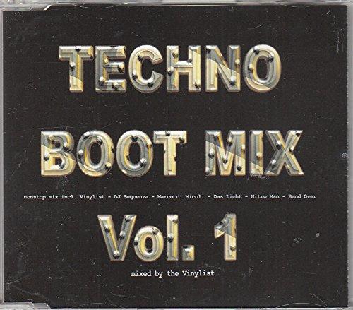 Preisvergleich Produktbild Techno Boot Mix Vol.1