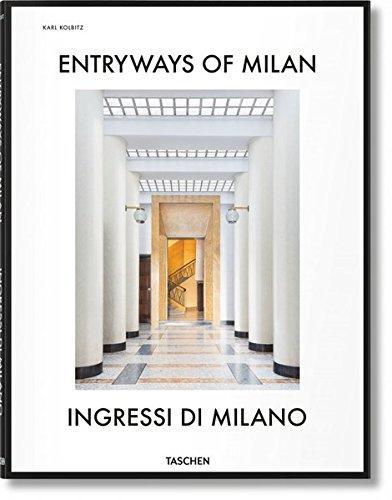 fo-Entryways of Milan. Ingressi di Milano - Anglais, Italien