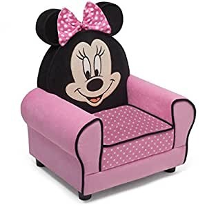 disney minnie mouse luxus kindersessel fernsehsessel sessel sofa rot stuhl couch neu. Black Bedroom Furniture Sets. Home Design Ideas