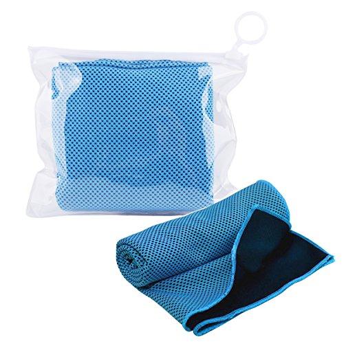 Deportes de Toallas NuoYo Microfibra Toallas Deporte de Enfriamiento -