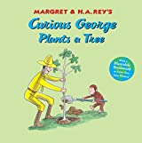 Curious George Plants a Tree (Curious George Green Light Reader - Level 1 (Quality)) (Curious George 8x8)