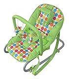 Cute Baby - Green Rocker Fully Reclining Rocking Cradle Chair - From Newborn
