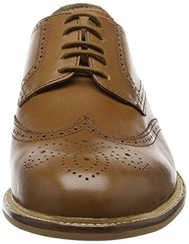 KG by Kurt Geiger Hatley Np, Chaussures à Lacets Homme Beige