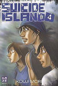 Suicide Island Edition simple Tome 4