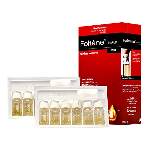 Foltene Hair & Scalp Solution For Men 100 Ml