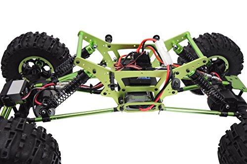 RC Auto kaufen Crawler Bild 3: Amewi 22092 - Crawler Spirit M1:8, 2.4 GHz, 4WD, RTR*
